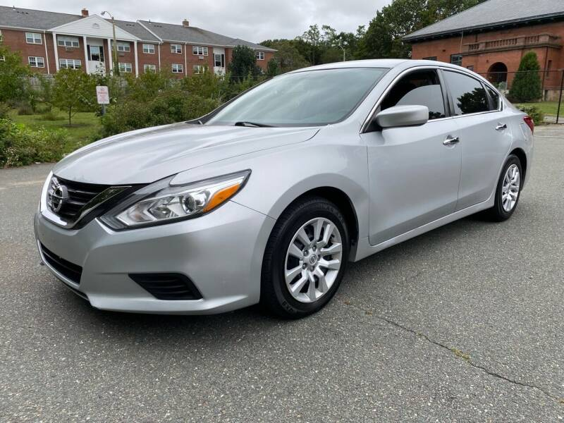 2016 Nissan Altima for sale at Broadway Motoring Inc. in Arlington MA