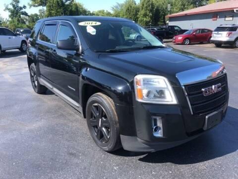2014 GMC Terrain for sale at Newcombs Auto Sales in Auburn Hills MI