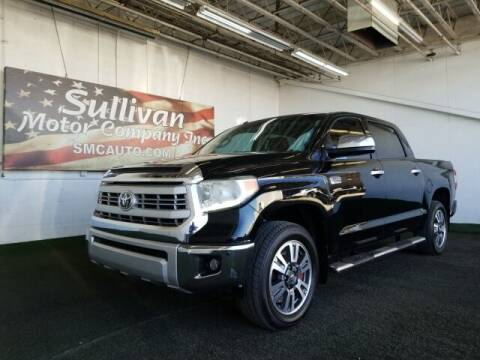 2014 Toyota Tundra for sale at SULLIVAN MOTOR COMPANY INC. in Mesa AZ