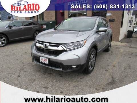 2019 Honda CR-V for sale at Hilario's Auto Sales in Worcester MA