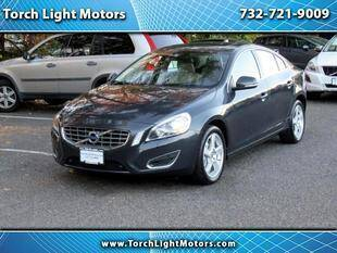 2013 Volvo S60 for sale at Torch Light Motors in Parlin NJ