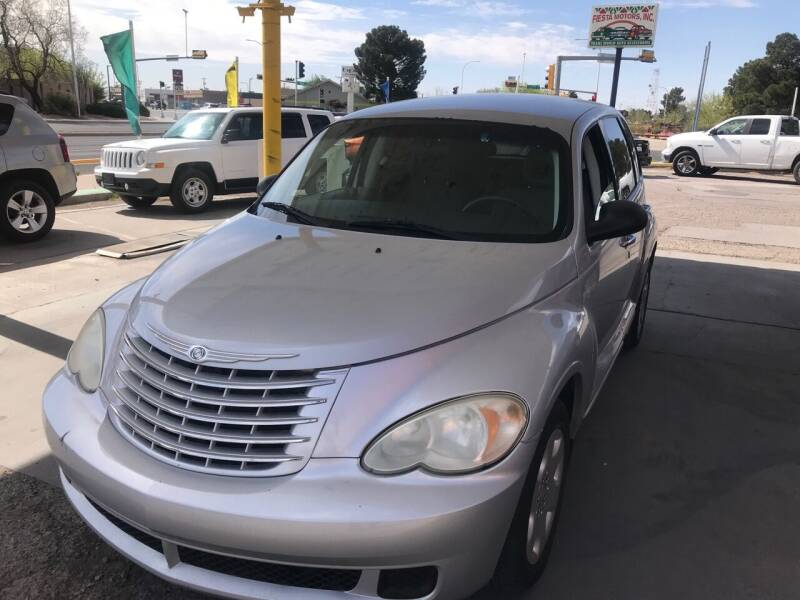 2007 Chrysler PT Cruiser for sale at Fiesta Motors Inc in Las Cruces NM
