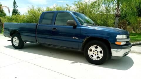 2002 Chevrolet Silverado 1500 for sale at Coastal Car Brokers LLC in Tampa FL