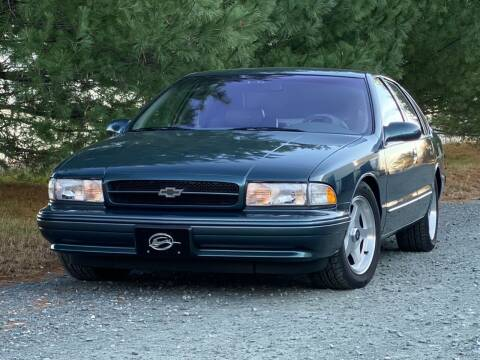 1996 Chevrolet Impala for sale at McQueen Classics in Lewes DE