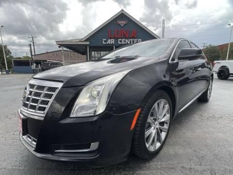 2013 Cadillac XTS for sale at LUNA CAR CENTER in San Antonio TX