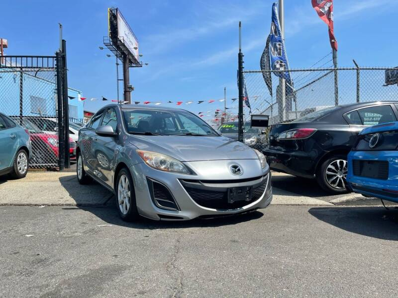 2010 Mazda MAZDA3 for sale at GW MOTORS in Newark NJ
