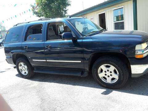 2005 Chevrolet Tahoe for sale at BBC Motors INC in Fenton MO