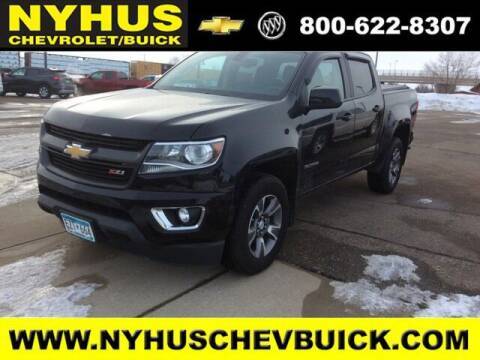 2016 Chevrolet Colorado for sale at Nyhus Chevrolet Buick in Staples MN