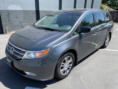 2012 Honda Odyssey for sale at APX Auto Brokers in Lynnwood WA