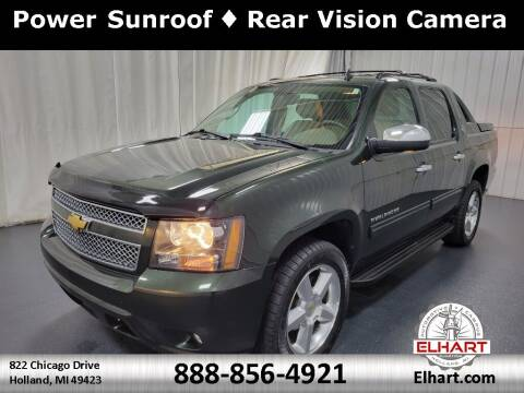 2013 Chevrolet Avalanche for sale at Elhart Automotive Campus in Holland MI