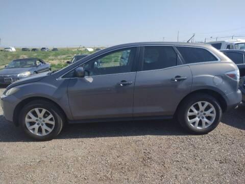 2008 Mazda CX-7 for sale at PYRAMID MOTORS - Pueblo Lot in Pueblo CO