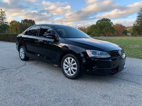 2011 Volkswagen Jetta for sale at 100% Auto Wholesalers in Attleboro MA