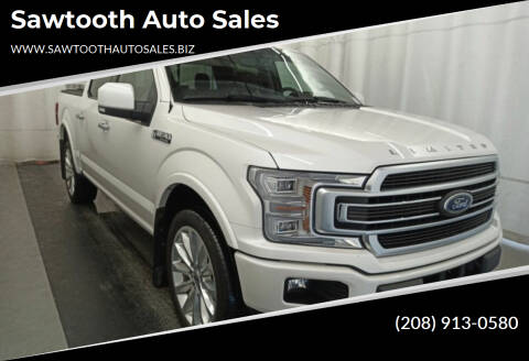 2019 Ford F-150 for sale at Sawtooth Auto Sales in Hailey ID