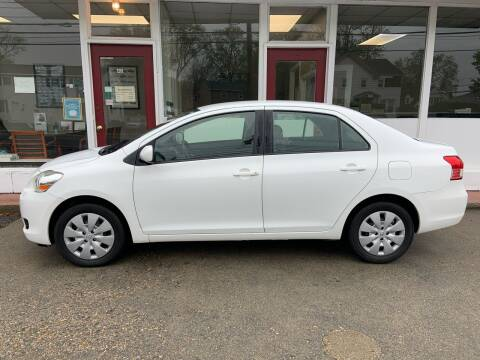 2012 Toyota Yaris for sale at O'Connell Motors in Framingham MA