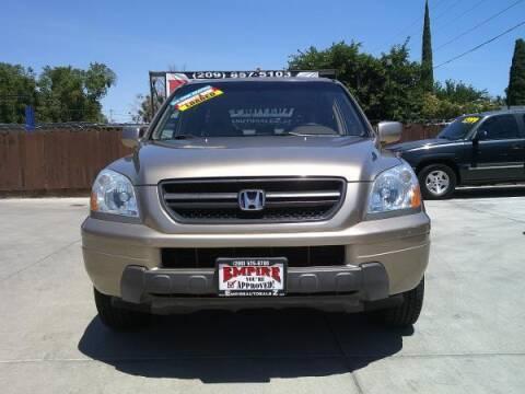2005 Honda Pilot for sale at Empire Auto Sales in Modesto CA