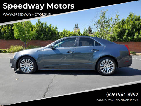 2010 Cadillac CTS for sale at Speedway Motors in Glendora CA