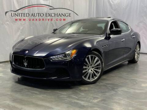 2015 Maserati Ghibli for sale at United Auto Exchange in Addison IL