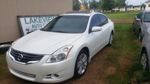 2011 Nissan Altima for sale at Lakeview Auto Sales LLC in Sycamore GA