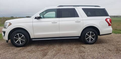 2019 Ford Expedition MAX for sale at HomeTown Motors in Gillette WY