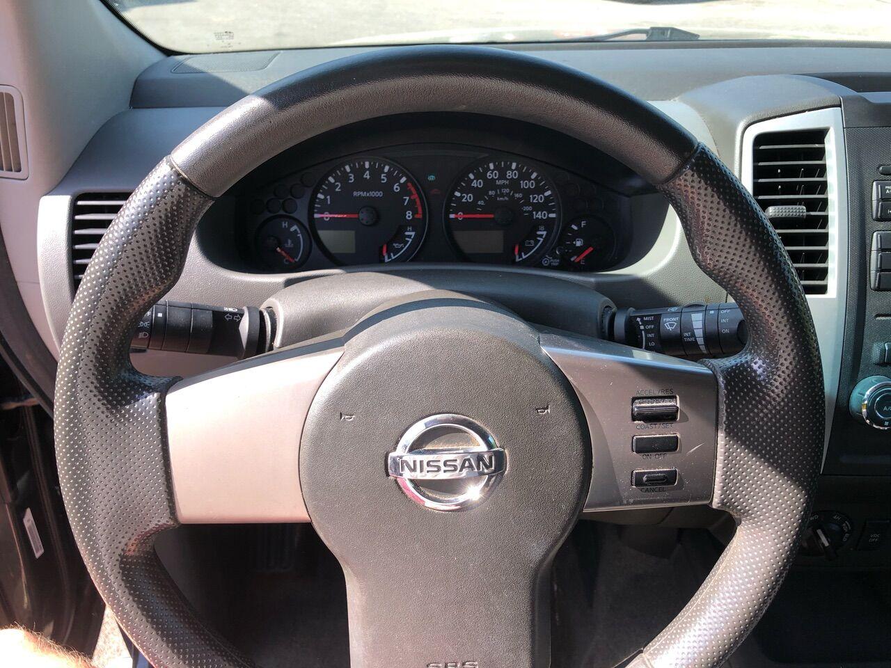2009 Nissan Xterra Sport Utility