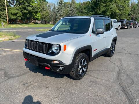 2020 Jeep Renegade for sale at Northstar Auto Sales LLC in Ham Lake MN