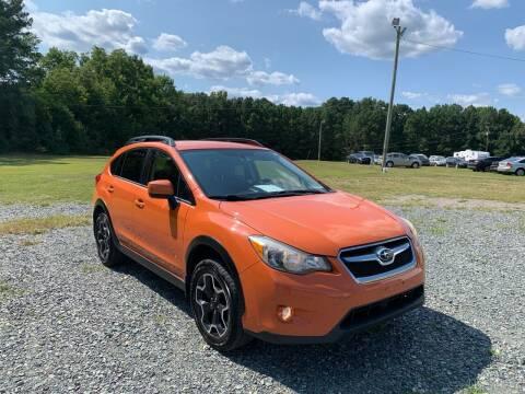 2014 Subaru XV Crosstrek for sale at Sanford Autopark in Sanford NC