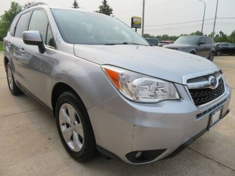 2015 Subaru Forester for sale at Import Exchange in Mokena IL
