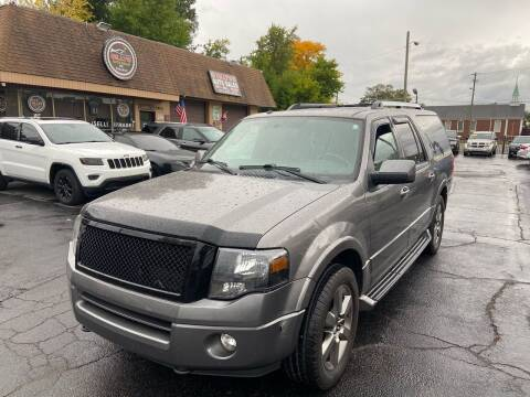 2012 Ford Expedition EL for sale at Billy Auto Sales in Redford MI