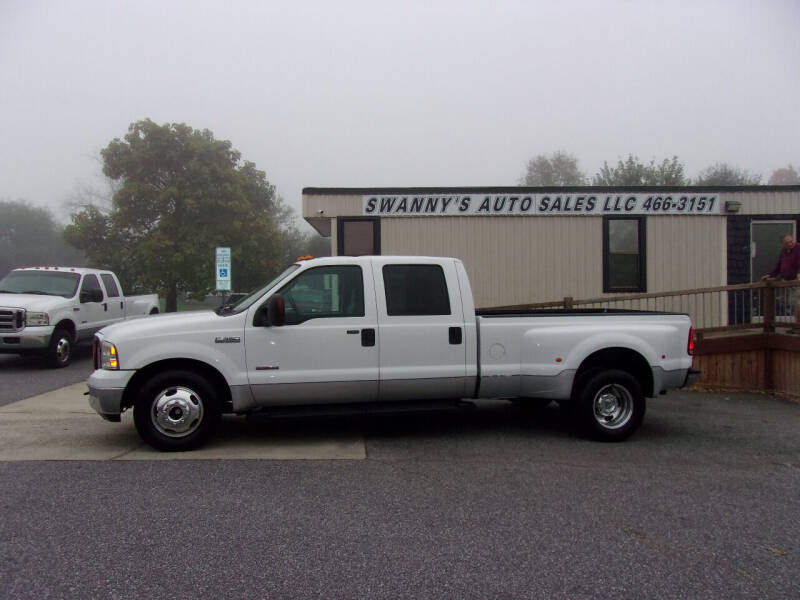 2007 Ford F-350 Super Duty for sale at Swanny's Auto Sales in Newton NC