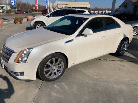 2008 Cadillac CTS for sale at CONTINENTAL AUTO EXCHANGE in Lemoore CA