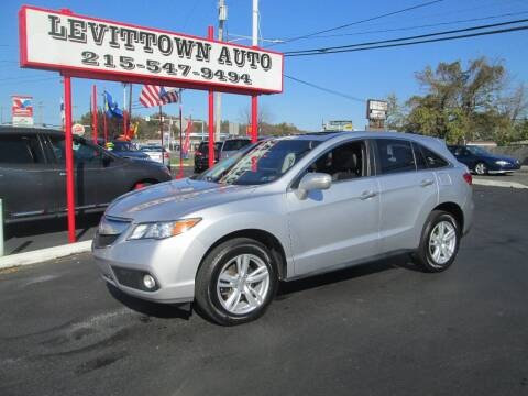 2014 Acura RDX for sale at Levittown Auto in Levittown PA