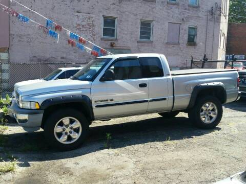 2001 Dodge Ram Pickup 1500 for sale at 216 Automotive Group in Cleveland OH