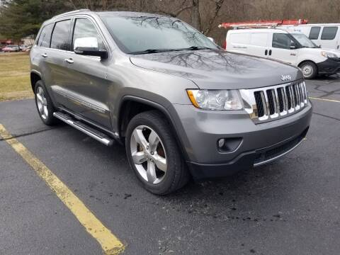 2013 Jeep Grand Cherokee for sale at Smith's Cars in Elizabethton TN