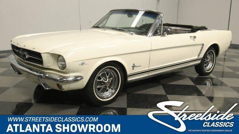 1965 Ford Mustang for sale in Lithia Springs, GA