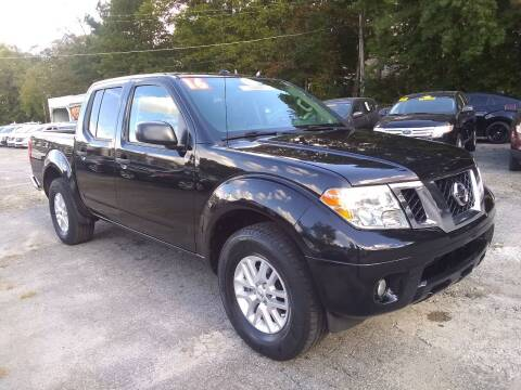 2016 Nissan Frontier for sale at Import Plus Auto Sales in Norcross GA