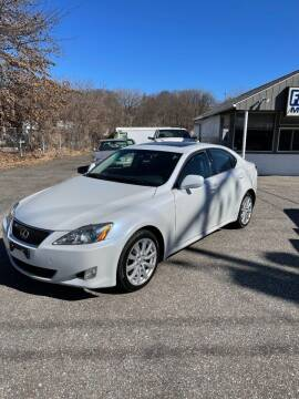 2008 Lexus IS 250 for sale at Frontline Motors Inc in Chicopee MA