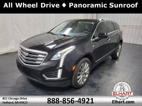 2017 Cadillac XT5 for sale at Elhart Automotive Campus in Holland MI