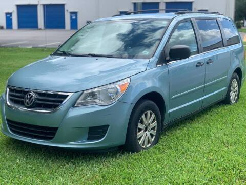 2009 Volkswagen Routan for sale at Krifer Auto LLC in Sarasota FL