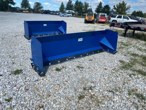 2022 Unbranded 10' Snow Pusher for sale at Ken's Auto Sales & Repairs in New Bloomfield MO