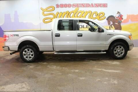 2013 Ford F-150 for sale at Sundance Chevrolet in Grand Ledge MI