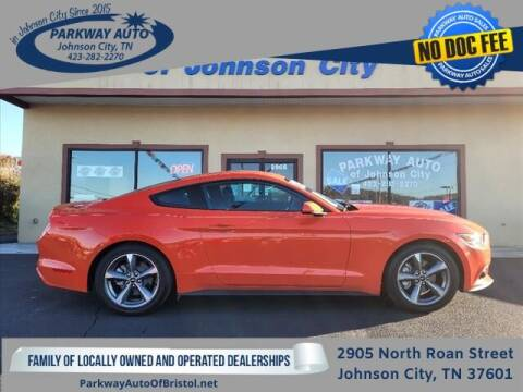 2016 Ford Mustang for sale at PARKWAY AUTO SALES OF BRISTOL - PARKWAY AUTO JOHNSON CITY in Johnson City TN
