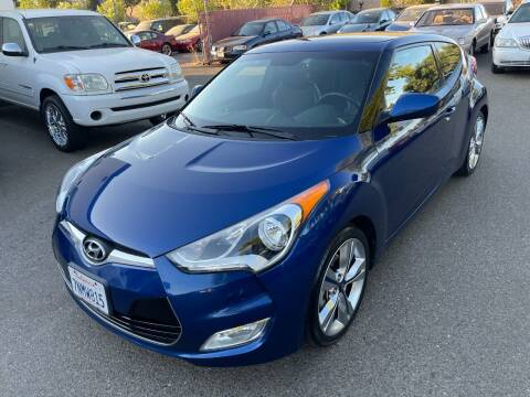 2016 Hyundai Veloster for sale at C. H. Auto Sales in Citrus Heights CA