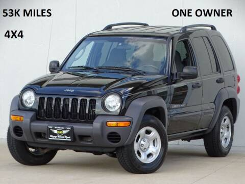 2003 Jeep Liberty for sale at Chicago Motors Direct in Addison IL