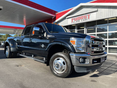 2016 Ford F-350 Super Duty for sale at Furrst Class Cars LLC in Charlotte NC