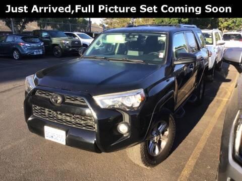 2016 Toyota 4Runner for sale at Royal Moore Custom Finance in Hillsboro OR