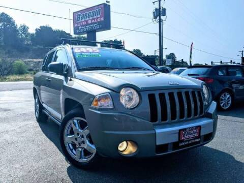 2007 Jeep Compass for sale at Bargain Auto Sales in Garden City ID