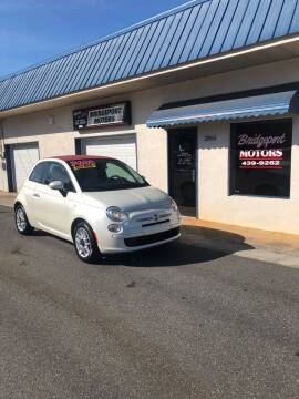 2013 FIAT 500c for sale at BRIDGEPORT MOTORS in Morganton NC