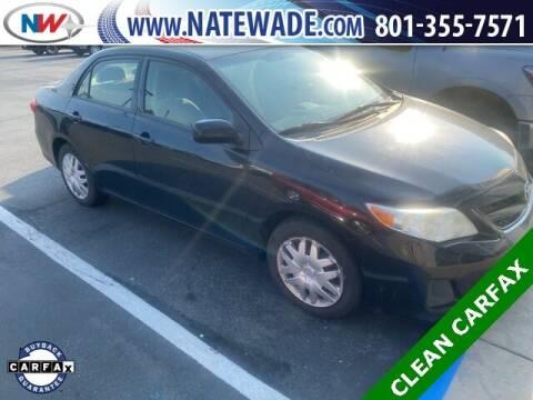 2012 Toyota Corolla for sale at NATE WADE SUBARU in Salt Lake City UT