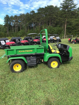 2012 John Deere 2020A for sale at Mathews Turf Equipment in Hickory NC