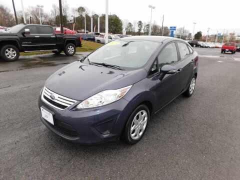 2013 Ford Fiesta for sale at Paniagua Auto Mall in Dalton GA